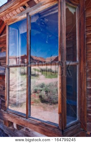 Bodie is a historic ghostown by highway 395 in the Eastern Sierras.