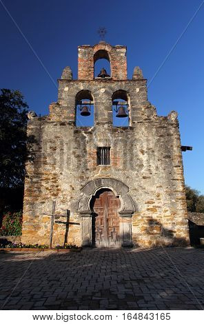 Mission Espada, San Antonio Missions National Historical Park, Texas
