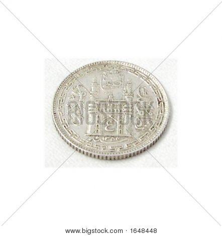 Deccan Coin Four Anna
