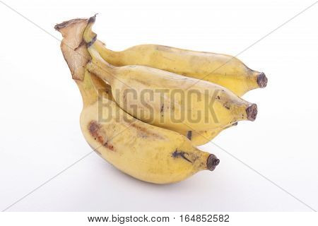 Small Ripe Banana