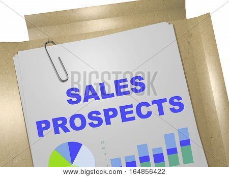Sales Prospects - Business Concept