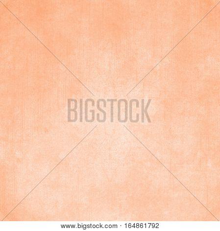 Orange abstract watercolor macro texture background. Colorful handmade technique aquarelle