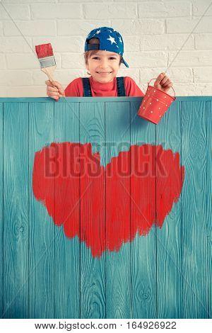 Valentines Day Concept