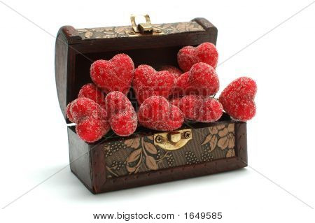 Hearts In The Box