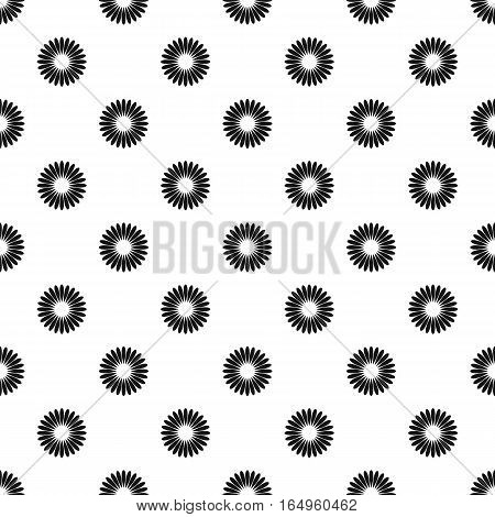 Circle loading bar pattern. Simple illustration of circle loading bar vector pattern for web