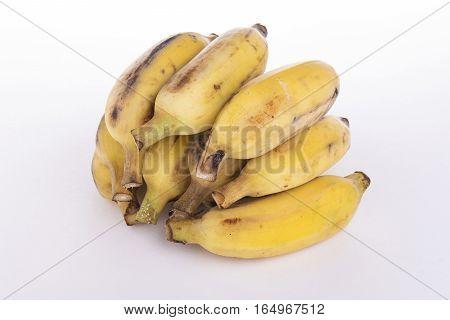 Ripe Banana Pile