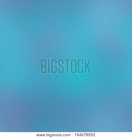 Azure blue cloudy smoky hazy defocused background texture