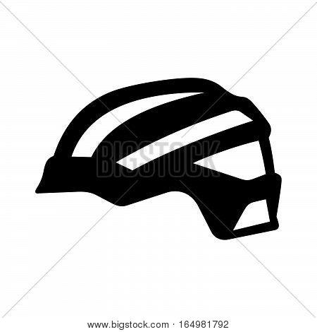 Bike helmet ( shade picture ) on white