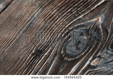 Old Hardwood planks. High angle close-up view