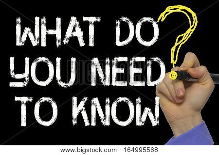 Hand Writing The Text: What Do You Need To Know