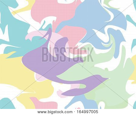 Marble texture seamless pattern. Trendy colors. Weddings, menus, invitations, birthday, business cards with a marble texture in fashionable colors.