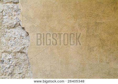 Tuscany Wall Texture Background 11