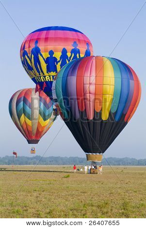 Hot air balloon festival 38. See more in my portfolio