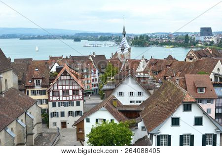 Zug town, Switzerland
