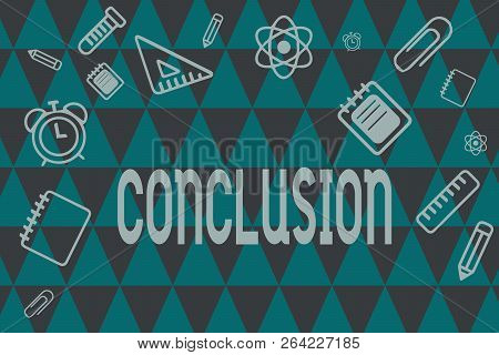 Word Writing Text Conference. Business Concept For Event Where Group Talk About Particular Subject M