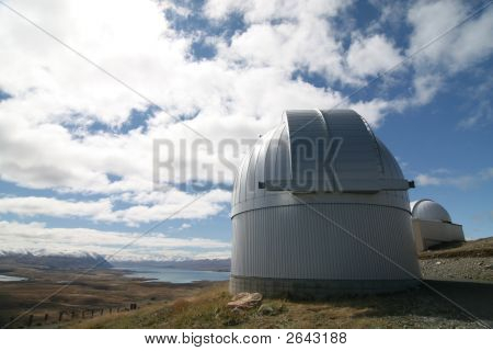 Star Observatory - Lake Tekapo - New Zealand