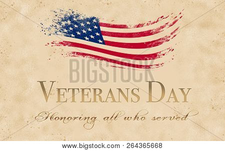 Veterans Day Is An Official United States Public Holiday, Observed Annually On November 11, That Hon