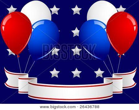 independence day celebration card