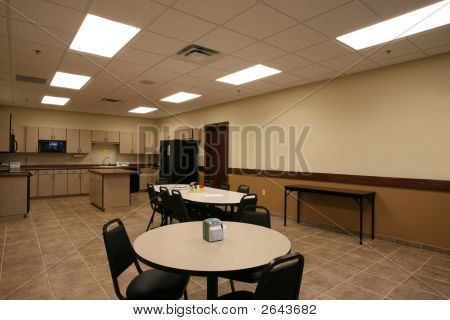 Employee Breakroom