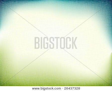 Vector of grunge nature background
