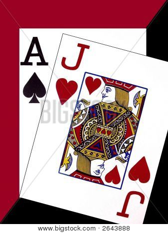 Abstract Black Jack