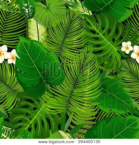 Tropical Leaf Flowers Vector Photo Free Trial Bigstock You can add it by filling this quick form. tropical leaf flowers vector photo