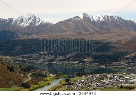 The Remarkables - Queenstown - New Zealand