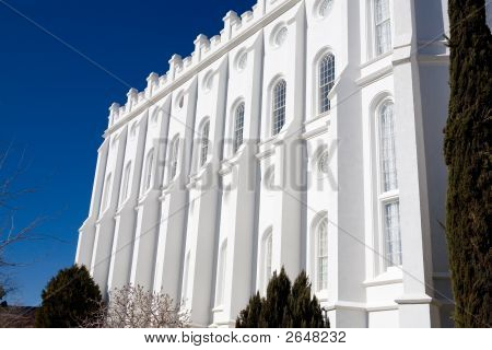 Lds St George Temple