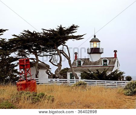 Pacific Grove Lighthouse