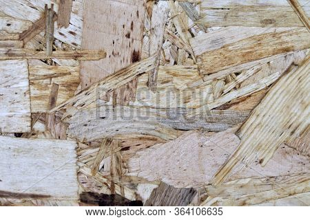 Osb Material Texture - Recycled Compressed Wood Shavings Plate, Plywood Texture.
