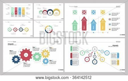 Infographic Design Set Can Be Used For Workflow Layout, Diagram, Report, Presentation, Web Design. B