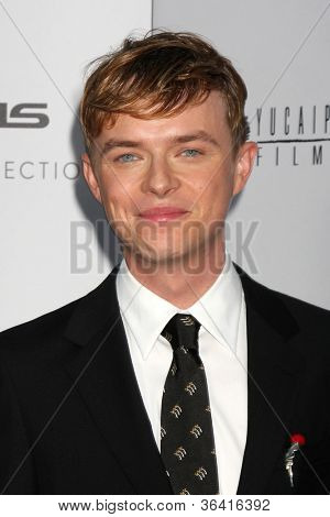 LOS ANGELES - AUG 22:  Dane DeHaan arrives at the