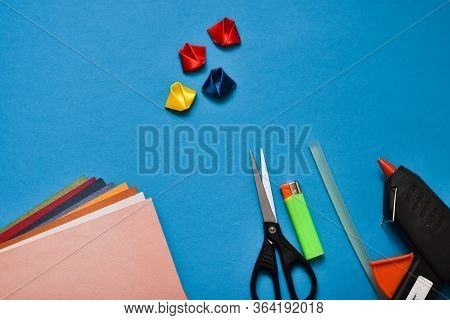 Step 4. Do It Yourself. Step-by-step Instructions For Making Cards For The Holiday Of May 9. We Make