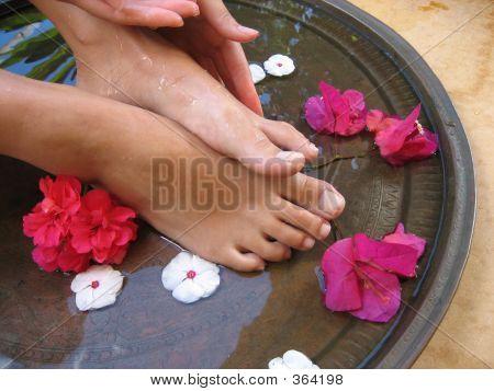 Foot Bath 1e