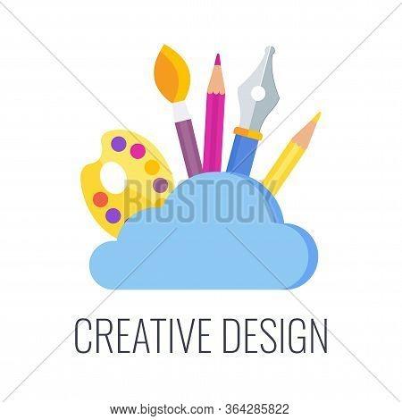 Design Infographics Pictogram. Creative As Part Of Marketing Communication. Logo Design, Packaging,