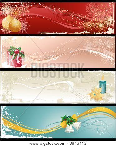 Christmas Banners 1.Eps