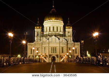 Temple Of Christ The Savior