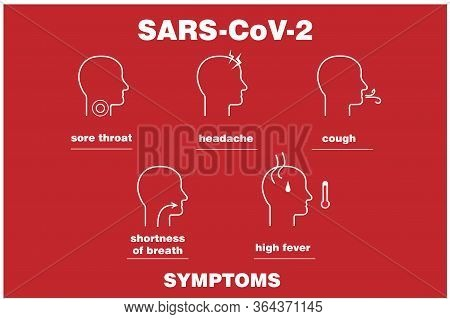 Stop Corona Virus Do Not Enter Quarantine Areas Stop Virus Extension Doctor Wearing  Respirator Mask