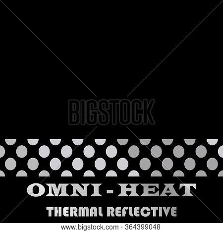 Thermo Reflection Technology - Thermal Reflective Icon - Omni-heat