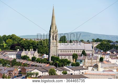 St. Eugene's Cathedral, Derry, Northern Ireland