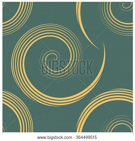 Modern Abstract Illustration With Colorful Vintage Pattern. Vector Seamless Texture. Vector Abstract