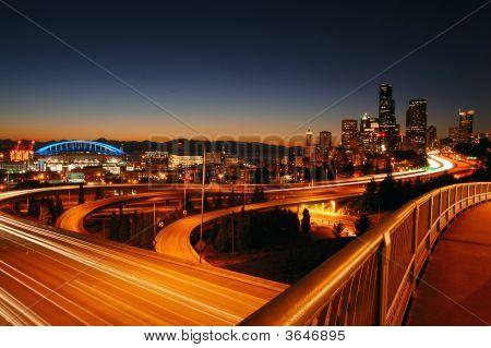 Seattle Freeways