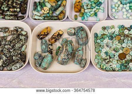 Jade At The Panjiayuan Antique Market, Beijing Antique Market, Beijing's Biggest And Best-known Arts