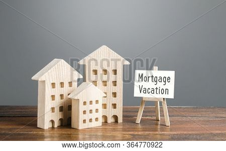 Residential Homes And Mortgage Holidays Easel. Save A Positive Credit History In Monthly Payments Ab