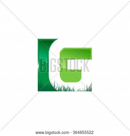 Letter G Icon For Landscape Design Company Or Garden Landscaping Service And Green Horticulture Asso