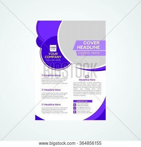 Corporate Modern Business Flyer Design