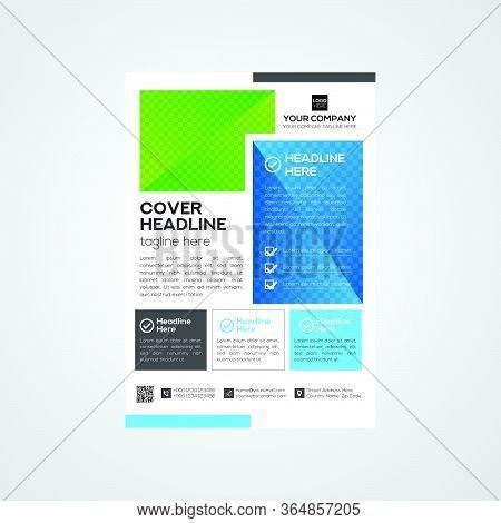 Simple And Modern Real Estate Flyer Design