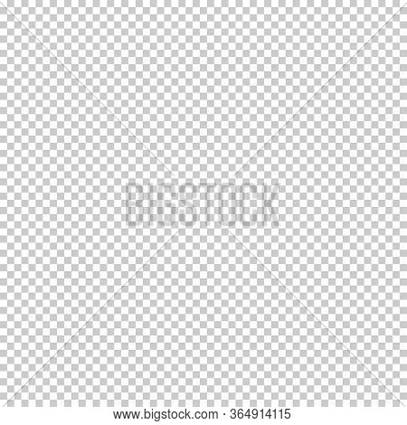 Seamless Chess Transparency  Pattern Tile For Background Or Demonstration Isolation Alpha, Vector Tr