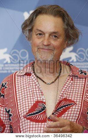 VENICE - AUG 28: Jonathan Demme at the 69th International Venice Film Festival for 'The Reluctant Fundamentalist' on August 28, 2012 in Venice, Italy