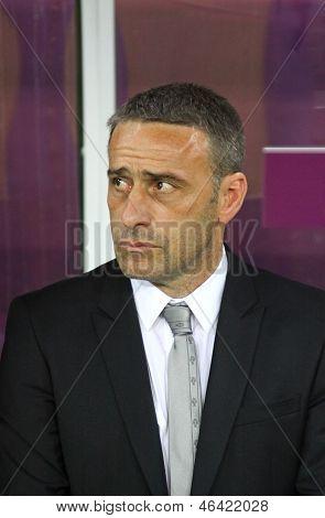 Portugal National Team Head Coach Paulo Bento